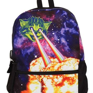Lazer Kitty Bag by Mojo Backpacks