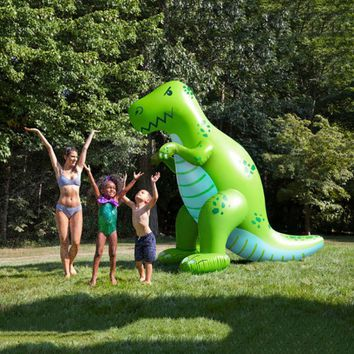 Gianormous Dinosaur Yard Sprinkler