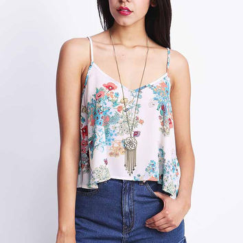 Poppy Bouquet Cami