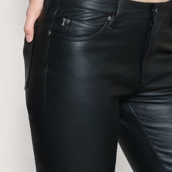 TO THE METAL HIGH WAIST PANTS