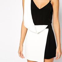 River Island Skort Playsuit