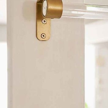 Assembly Home Acrylic Curtain Rod