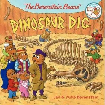 The Berenstain Bears' Dinosaur Dig - Walmart.com