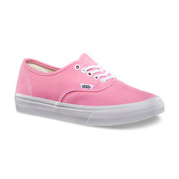 Vans Canvas Authentic Slim (sachet pink/true white)