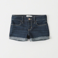 girls Shortie Shorts | girls bottoms | Abercrombie.com