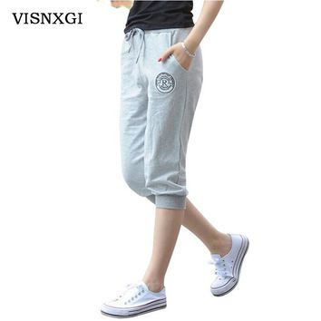 2017 NEW FASHION SUMMER WOMEN CASUAL PANTS