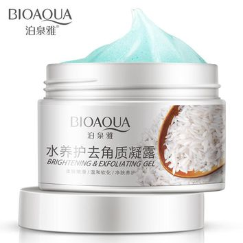 BIOAQUA Brand Skin Care Facial Exfoliating Moisturizing Oil-control Hydrating Shrink Pores Brightening Skin Cream 140g