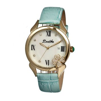 Bertha Br2203 Clover Ladies Watch