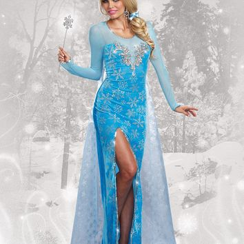"'Ice Queen"" Costume"