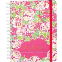 2015 Lilly Pulitzer Lilly Lovers Agenda