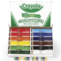 Crayola Classpack 240ct Colored Pencils