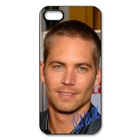 We forever for Paul Walker---Iphone 5/5S Case