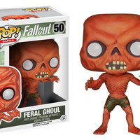 Pop! Games - Fallout - Feral Ghoul Vinyl Figure (New)