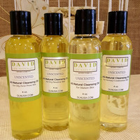 All-Natural Facial Cleansing Oil