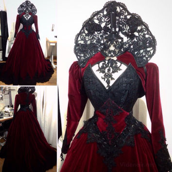 CUSTOM handmade dress