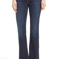 7 For All Mankind® 'Tailorless' Bootcut Jeans (Nouveau NY Dark) (Petite)   Nordstrom