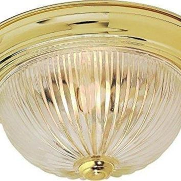 "Nuvo 76-091 - 11"" Close-To-Ceiling Flush Mount Ceiling Light"