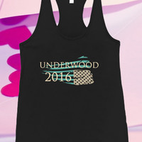 House of Cards Frank Underwood 2016 For Tank top women and men unisex adult