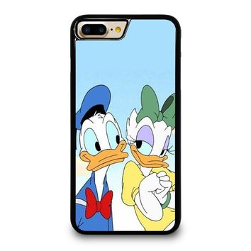 DONALD AND DAISY DUCK Disney iPhone 4/4S 5/5S/SE 5C 6/6S 7 8 Plus X Case