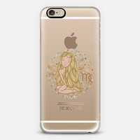 Virgo X iPhone 6 case by Petit Griffin | Casetify