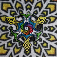 Hexahedron - Heady Hat Pin
