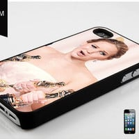 jennifer lawrence funny face - The Best New Design Custom iPhone 4/4S, iPhone 5 Hard Case and Rubber Case