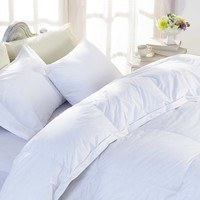 GERMAN BATISTE 800 FP WHITE GOOSE DOWN COMFORTER (FREE SHIPPING)