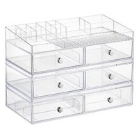 Clarity Wide Stacking Collection | The Container Store