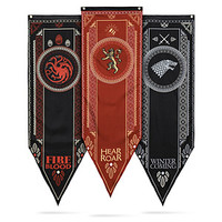 Game of Thrones Tournament House Banners