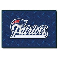New England Patriots NFL Tufted Rug (30x20)