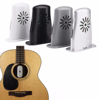 1pc New Acoustic Guitar Sound Holes Humidifier Moisture Reservoir Useful