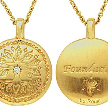 Foundation Disc - Gold Plated