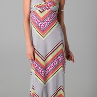 Mara Hoffman Bandeau Maxi Dress