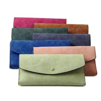 new and high quality Women Purse Soft PU Leather Handbags Card Holder Lady Long Wallet Bags for women #Y5