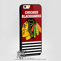 Chicago Blackhawks Hockey Team For Apple, Iphone, Ipod, Samsung Galaxy Case