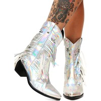 Space Cowgurl Boots