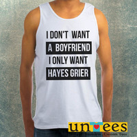 Hayes Grier Magcon Clothing Tank Top For Mens