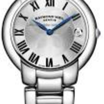 Raymond Weil Jasmine Ladies Quartz Watch 5235-ST-01659