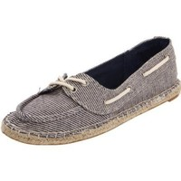 Splendid Women`s Racy Flat,Denim,9 M US