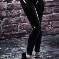 LATEX LEGGINGS  made to order by oohlalatex on Etsy