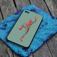 The Amazing Spiderman iPhone 5 iPhone 4 / 4S Plastic Hard Case Soft Rubber Case