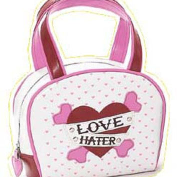 Love Hater Vinyl Bag - 50% OFF