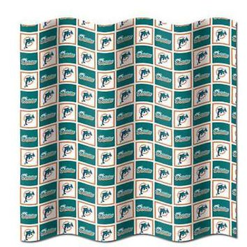 Miami Dolphins NFL LOGO Shower Curtain (72x72) FREE US SHIPPING