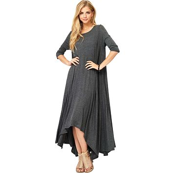 Revolving Hype Maxi Dress