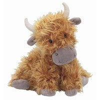 Jellycat Truffles Highland Cow Medium at Bonkers