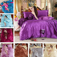 On Sale Comfortable Bedroom Home Hot Deal Bedding Bed Sheet Quilt Case [9393098700]