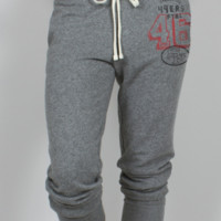 NFL San Francisco 49ers Sunday Sweatpants  - Women's Collections - NFL - All - Junk Food Clothing