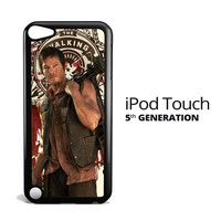 The Walking Dead Daryl Dixon Z2257 iPod Touch 5 Case