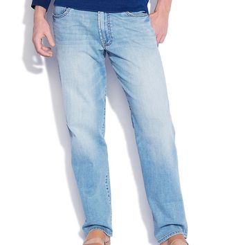 Lucky Brand 487 Relaxed Straight Mens Straight Jeans - Badwater