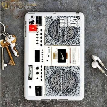CREYUG7 Nike Air Jordan Radio Boombox iPad Mini Case iPhonefy